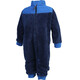 Color Kids Karim Pile Suit Kids Estate Blue